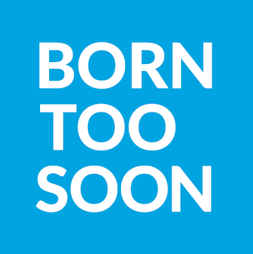 Born Too Soon logo